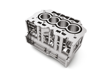 The lubricant concentrate Bonderite L-CA CP 791 makes it possible to remove light metal castings such as aluminum engine blocks from the die-casting mold easily and without residue.