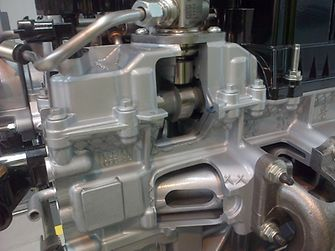 Loctite 5189 is used to seal highly stressed joints on the 1.6 liter EcoBoost engines at Ford,