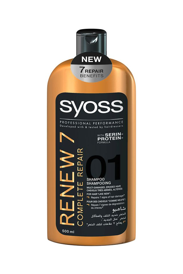 Syoss Shampoo Renew 7