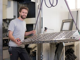 Corvaglia Mould produces cavities for the production of closure caps