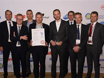 Best Supply Performance / Novozymes (winner): Thomas Holenia, Anders Lund, Claus Crone Fuglsang, Edward Gallagher, Mikael Bechsgaard, Michael Dreja, Ole Kirk, Tue Micheelsen