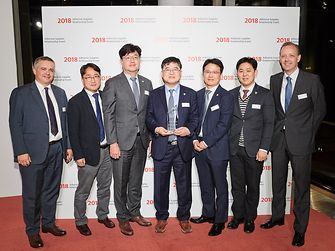 Operational Excellence Award to Kolon Industrie