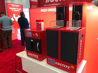 Henkel launched its new cleaning solutions and washing station for resin-based 3D printed parts